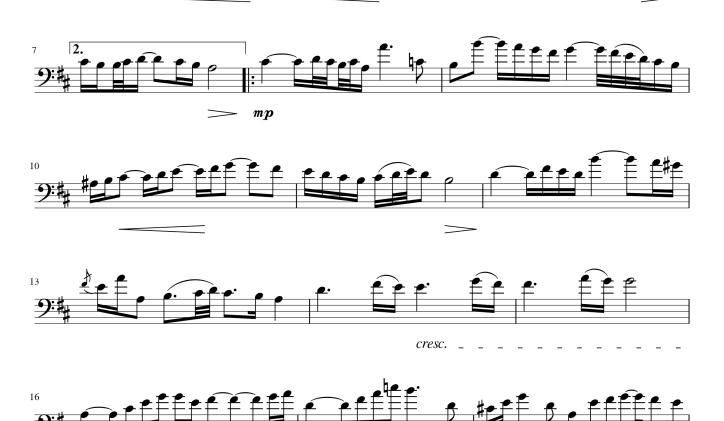 J S Bach | ContrabassNET