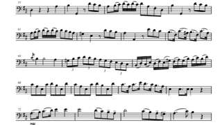 G.A.Capuzzi – Concerto in F Major for Double Bass