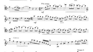S.Koussevitzky – Chanson Triste