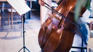 楽譜を公開しました!フリーバ作曲の「無伴奏コントラバス組曲」