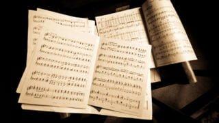100均で買えるものだけでお手軽にできる!簡単な楽譜の製本