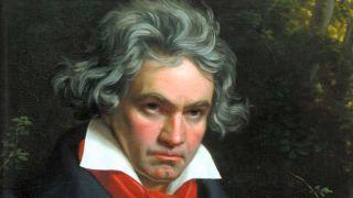 L.ベートーヴェン作曲「ト調のメヌエット」の楽譜