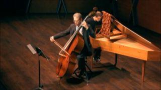 B.マルチェッロ作曲「ソナタ ヘ長調」の楽譜