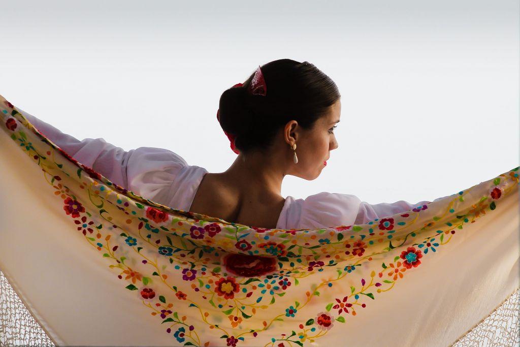 Andalusian kerchief